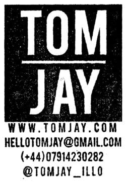 Tom Jay Illustration