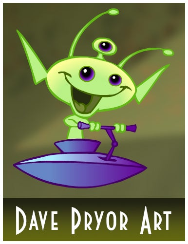 Dave Pryor Art