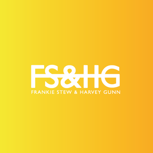 Frankie Stew and Harvey Gunn