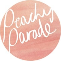 Peachy Parade