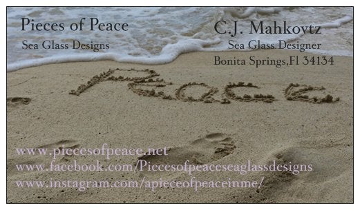 Pieces Of Peace SeaGlass Designs