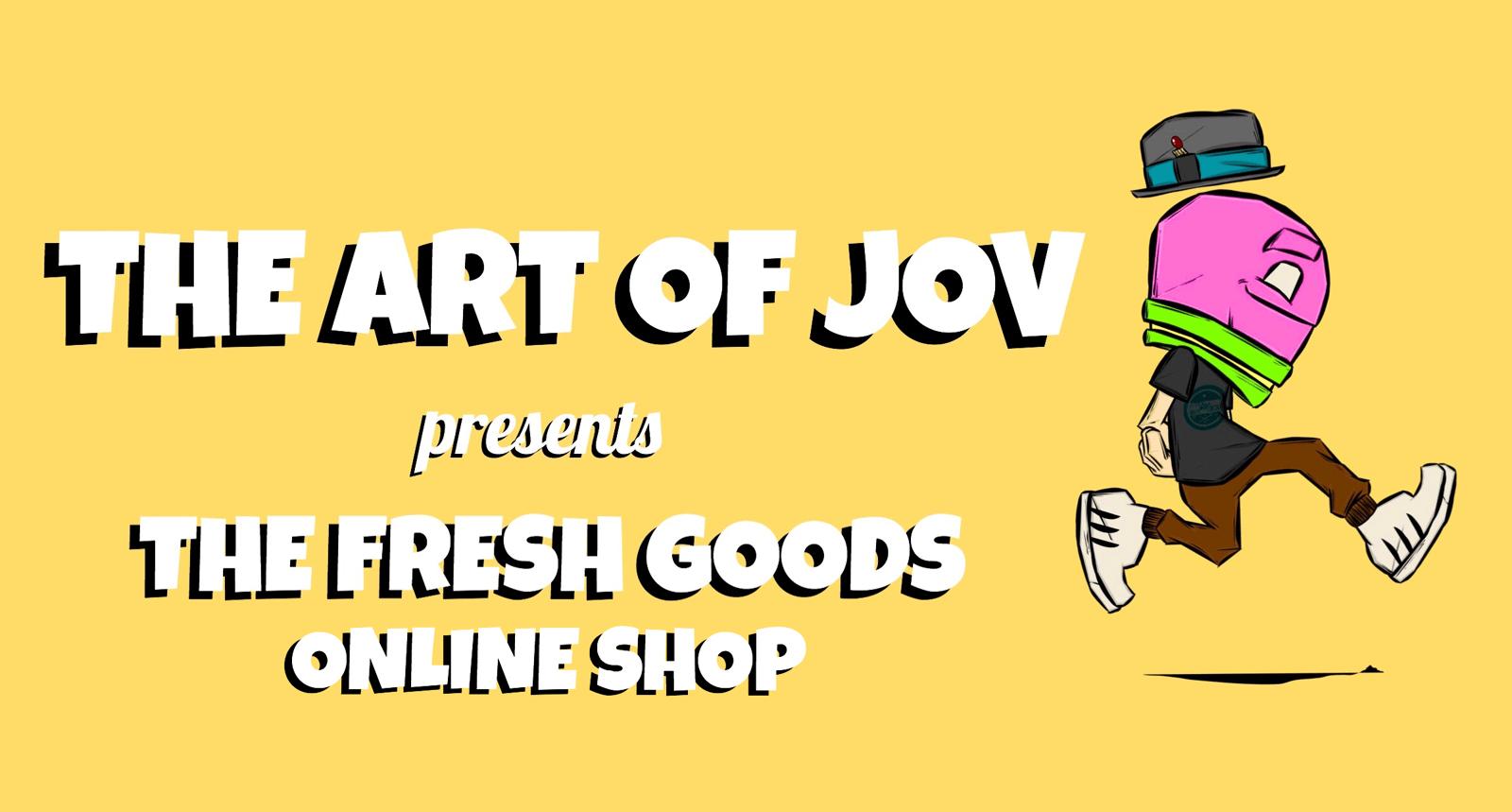 The Art  of Jov