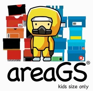 areaGS - KIDS SIZE ONLY