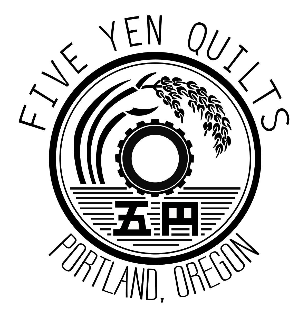 Five yen quilts