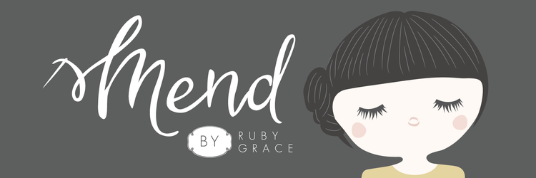 Mend by Ruby Grace Dolls