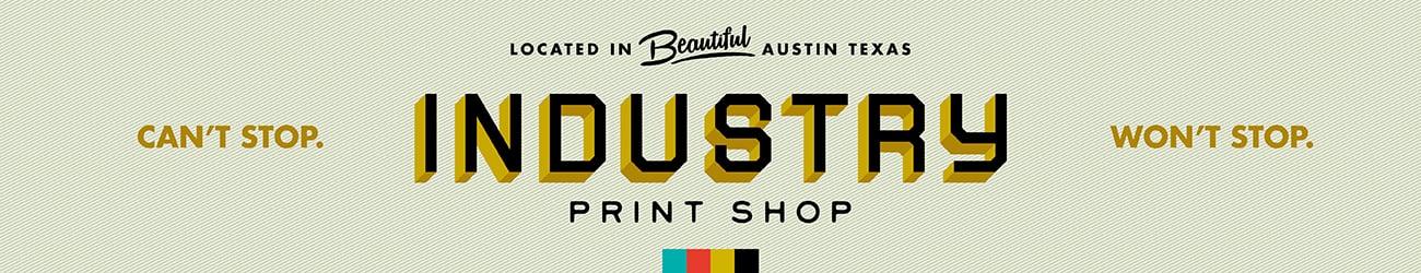 Industry Print Shop