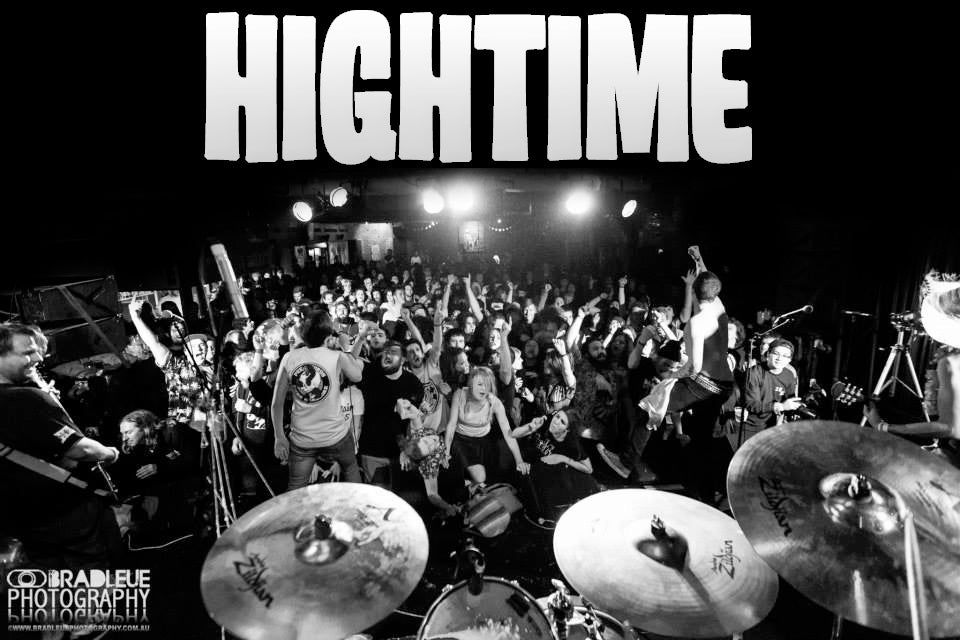 HIGHTIME - MERCH STORE