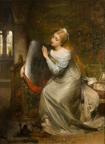 The Lady of Astolat