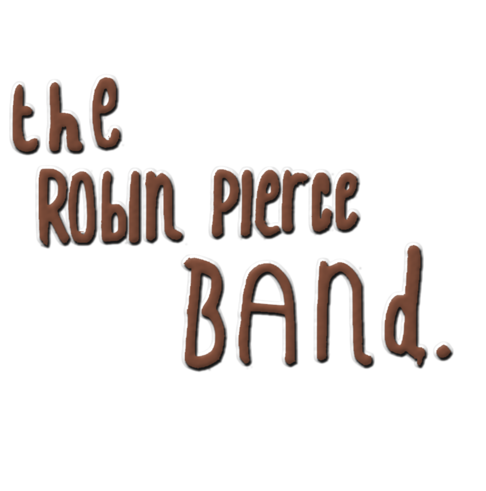 The Robin Pierce Band Store