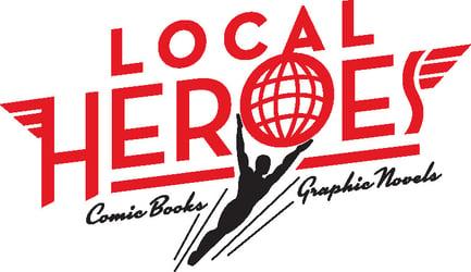 Local Heroes Comics