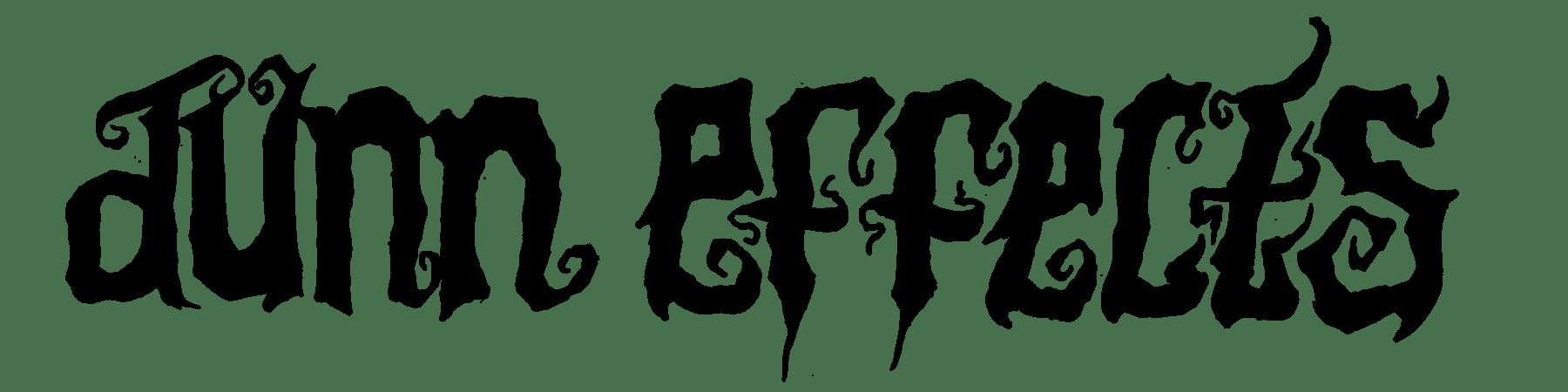 Dunn Effects Pedals