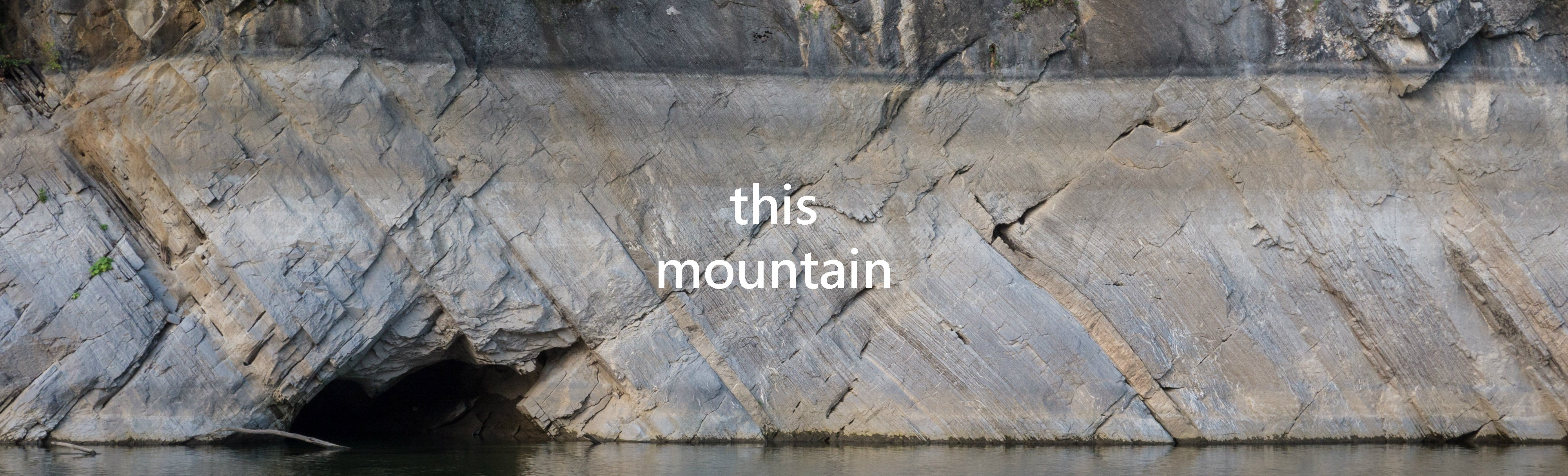 this mountain