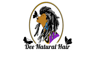 Dee natural hair