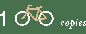 100copies - Bicycle Art