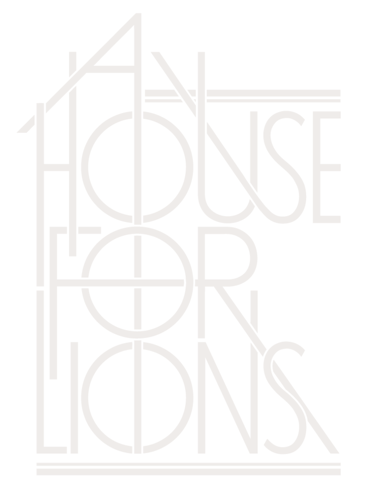 A House For Lions Store