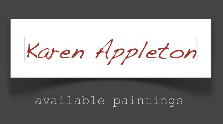 karen appleton paintings