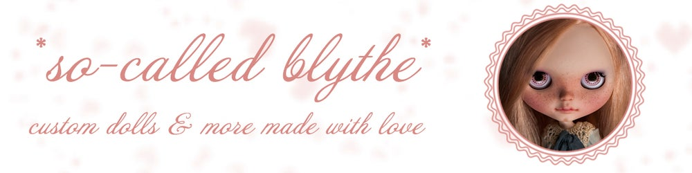 so-called blythe
