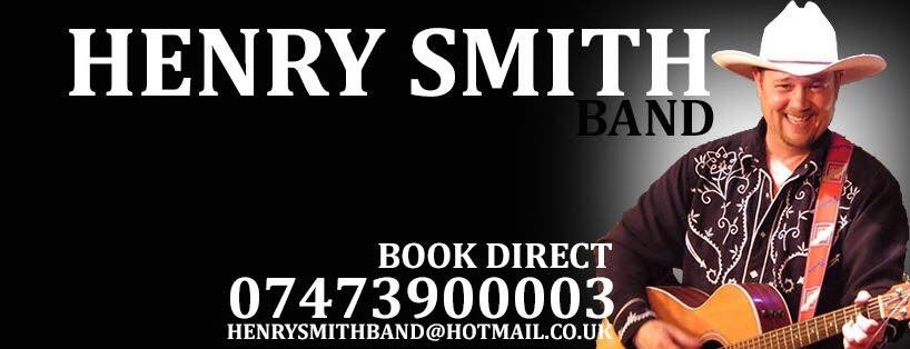 Henry Smith Band Webshop