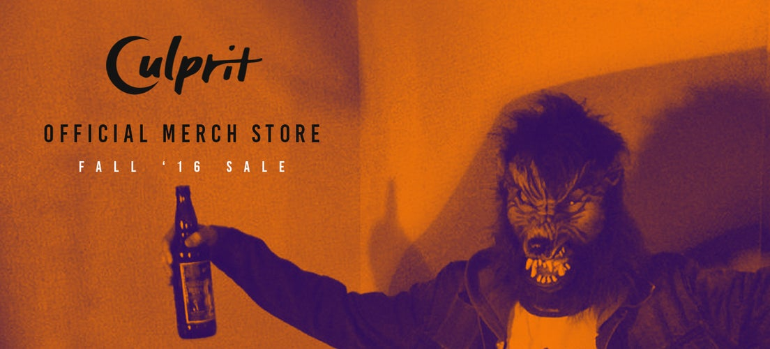 Culprit Online Store