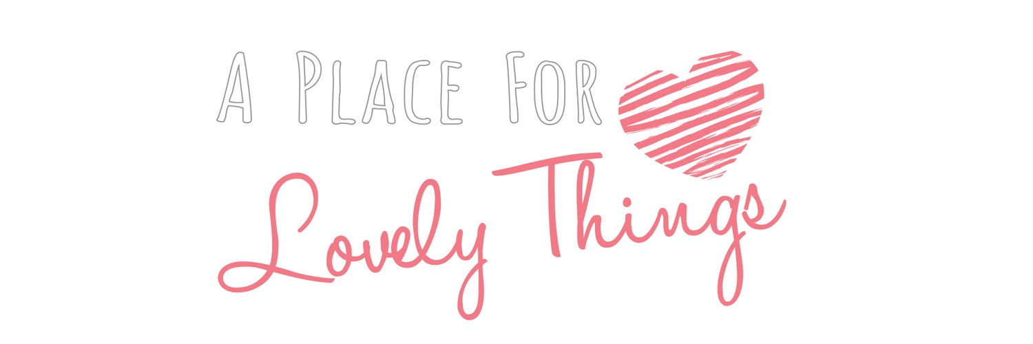 a place for lovely things