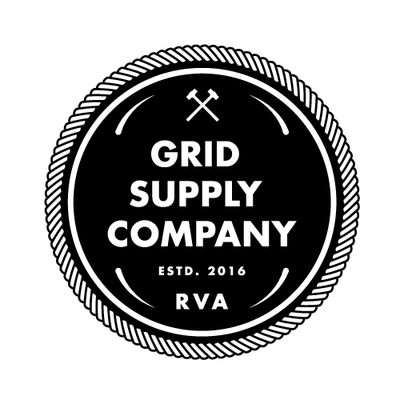 Grid Supply Co  — Deadstock Grill Apron