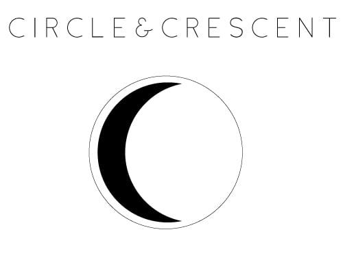 Circle & Crescent