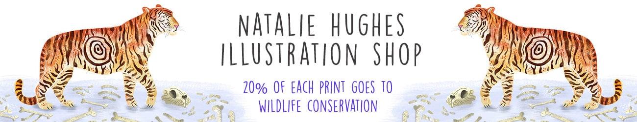 Natalie Hughes Illustration Shop