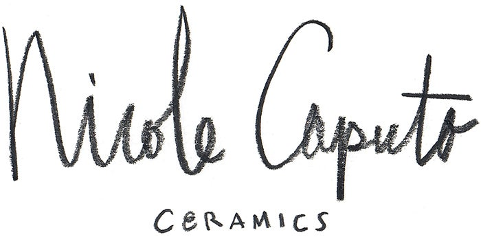 Nicole Caputo Ceramics