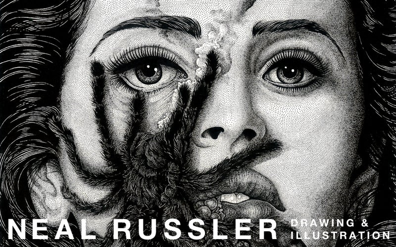 Neal Russler - Drawings & Illustration