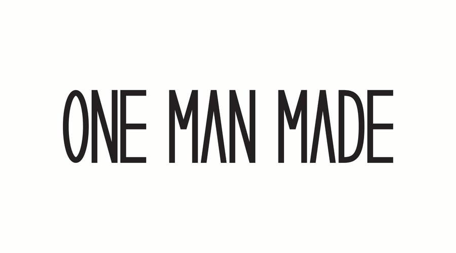 onemanmade