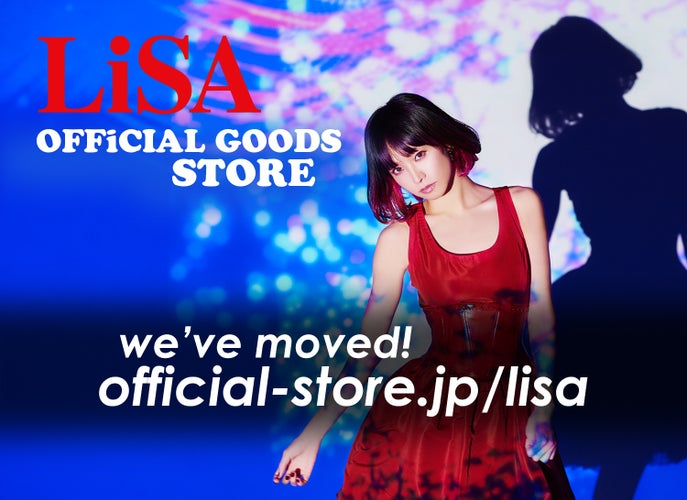 LiSA Official Goods Store