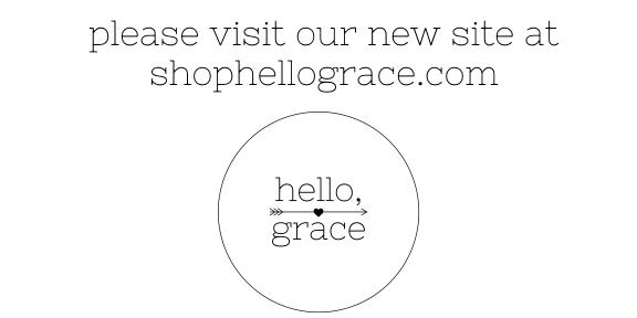 Hello, Grace