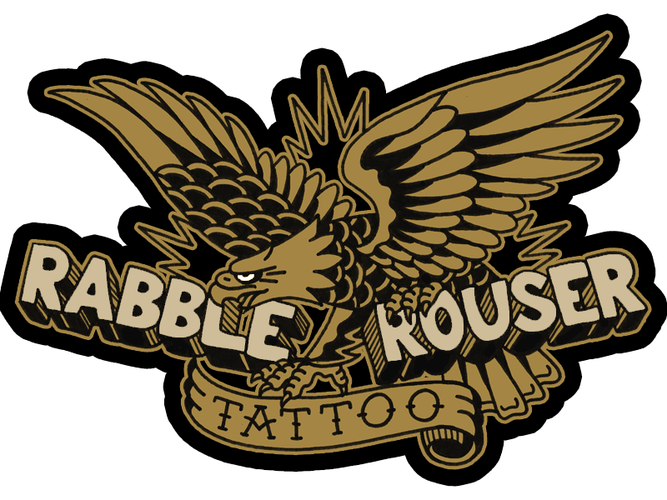 Rabble Rouser Tattoo