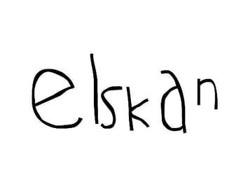 elskan