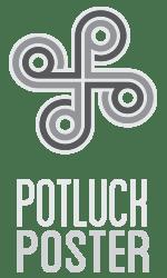 Potluck Poster