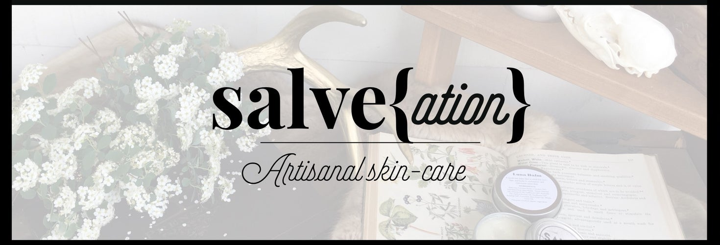 salve{ation} herbal skincare remedies