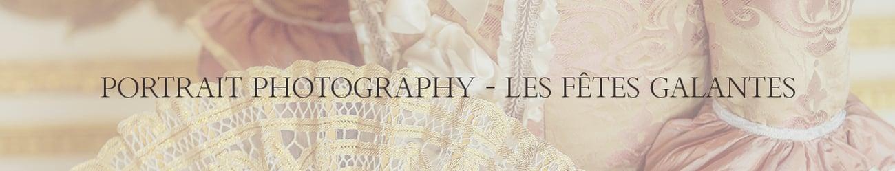 Portrait Photography - Les Fêtes Galantes