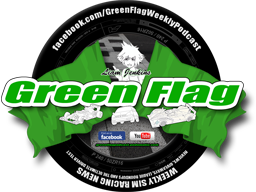 Green flag podcast