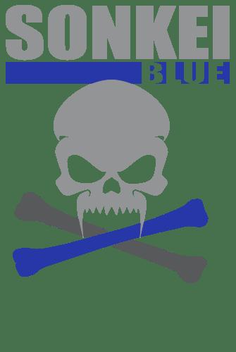 Sonkei Blue
