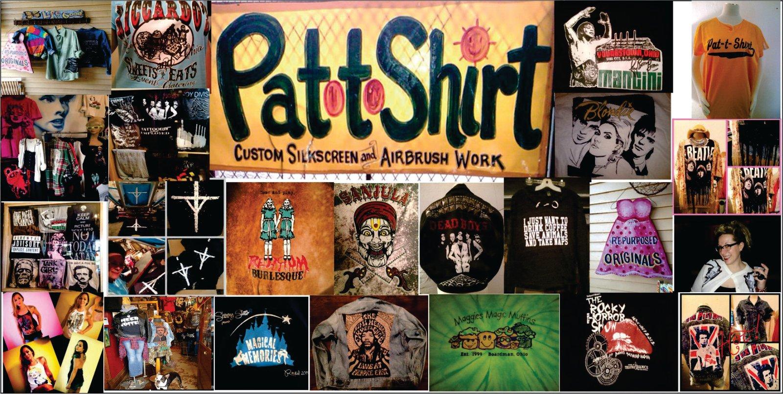 Pat-t-Shirt