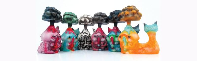 Resin Art Toys