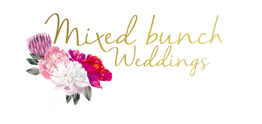 mixed bunch weddings