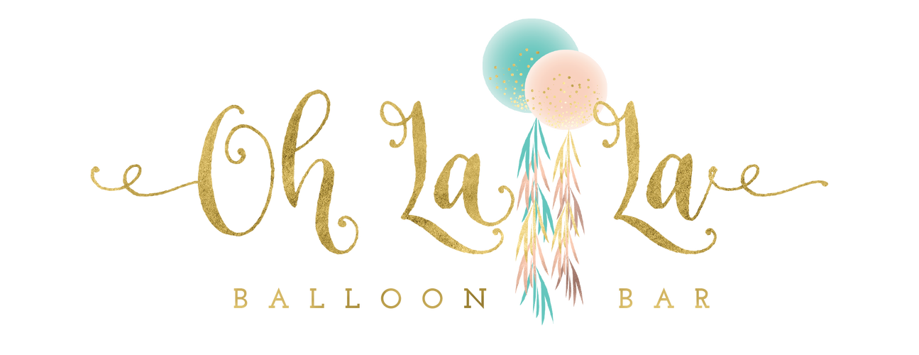 Oh La La Balloon Bar