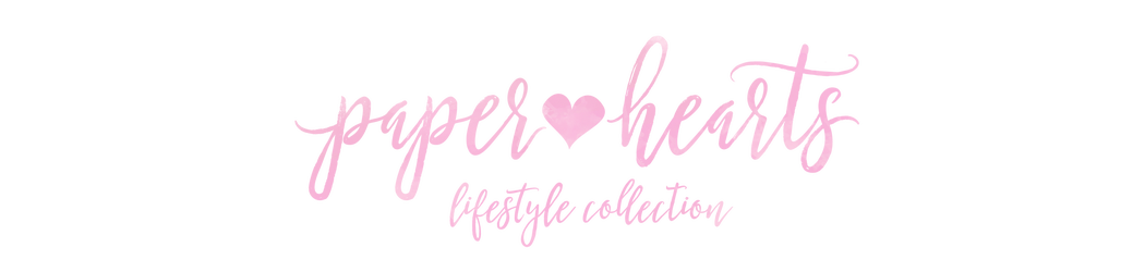 Paper Hearts Lifestyle Collection