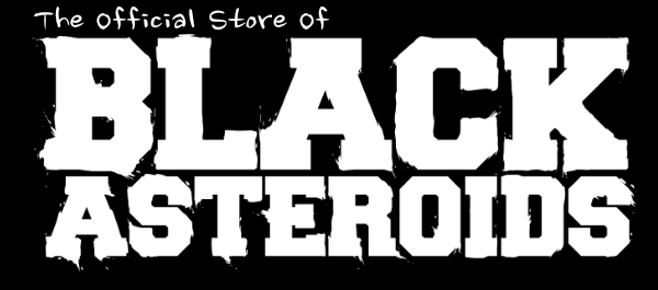 Black Asteroids