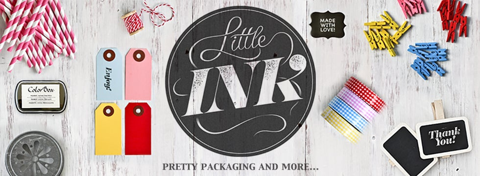 Little Ink | Packaging Supplies | Baking Supplies | Craft Supplies | Party Supplies
