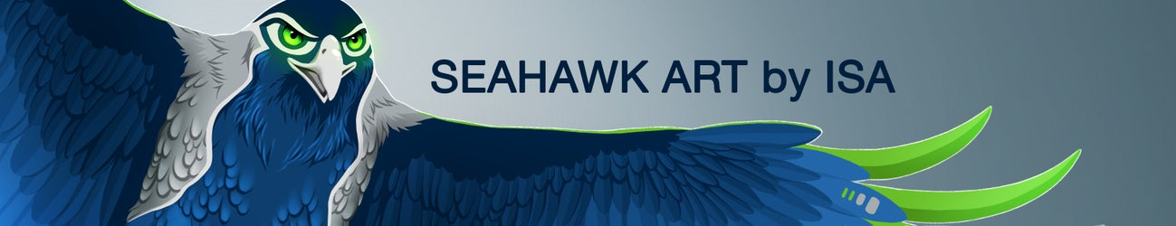 SEAHAWK ART by ISA