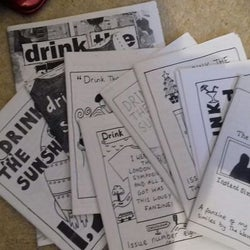 Back Of The Gig Zines