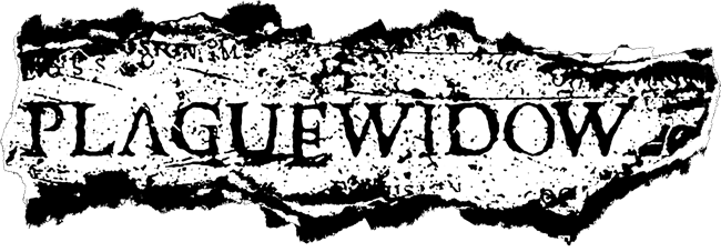 PLAGUE WIDOW || MERCH STORE