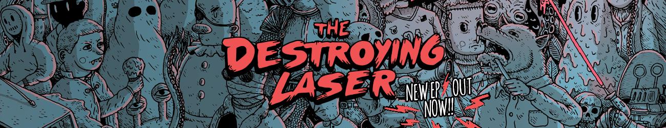 The Destroying Laser
